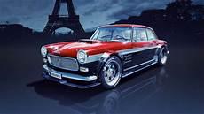 auto motor peugeot 404 frenchy car