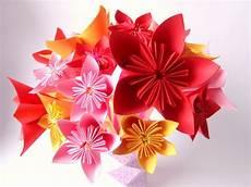 Bouquet De Fleurs Origami Truc Tricks