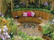 Garden Corner Seating Ideas Search Garden