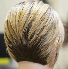 very short bob hairstyles back view fhasion women hair styles 2015