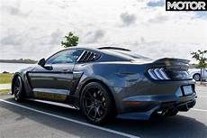 custom 2019 ford mustang stealth boasts 620kw and a lot