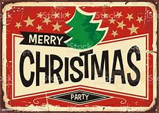 merry christmas vintage sign stock illustration download image now istock