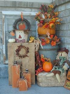 Decorations For Outside by Outdoor Fall Decorations Pictures Photos And Images For