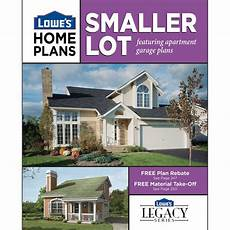 lowes legacy series house plans smaller lot home plans at lowes com