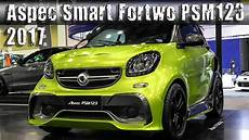 Smart Fortwo Tuning - 2017 aspec smart fortwo psm123 tuning package