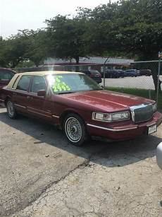 car owners manuals for sale 1996 lincoln town car auto manual 1996 lincoln town car for sale in markham il