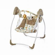 baby electric swing electric baby swing comfort chipolino