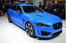 geneva live 2015 jaguar xf r sport diesel xfr s sportbrake