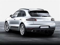 New 2018 Porsche Macan Price Photos Reviews Safety