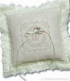 jbw designs wedding pillow cross stitch pattern 123stitch