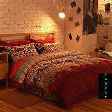 modern boho bedding branded 100 cotton home choice