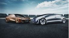 Bmw And Daimler Team Up To Develop Self Driving Technologies