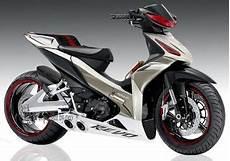 Modif Revo 100cc 2007 by Gambar Modifikasi Motor Honda Revo 100cc Terbaru Keren Dan