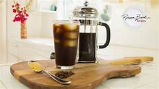 How To Make Cold Brew Coffee With A Press
