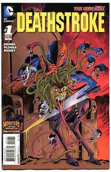 dc new 52 complete monster variant cover all 23 books ebay