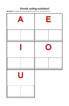 spanish vowels chart worksheet cartel del abecedario en espa 241 ol hoja de trabajo