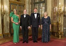 Prince Albert Ii Of Monaco Visits The King Of The