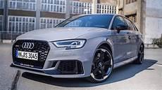 2018 Audi Rs3 Sportback Test Drive Review Fahrbericht