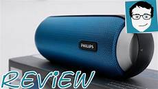 philips bt6000 review kleiner bluetooth lautsprecher im
