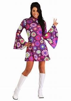 Flower Power Mode - groovy flower power s costume