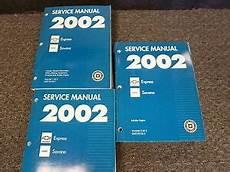 service and repair manuals 2002 chevrolet express 3500 interior lighting 2002 chevy 3500 express van service repair manual ls extended 5 7l 6 5l 8 1l v8 ebay
