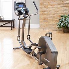 fitness e1 cross trainer with go console all