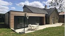 Extension Maison Architecte Rennes 1 2 Vue Lise Roturier
