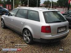 how make cars 1998 audi riolet transmission control 1998 audi a6 audi a6 2 5 tdi car photo and specs