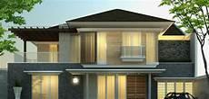 Contoh Desain Villa Minimalis Modern Terbaru 2016