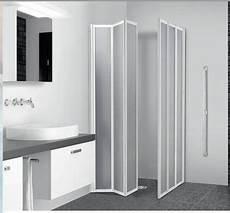 box doccia 2 lati box doccia 2 lati a scomparsa in acrilico e alluminio