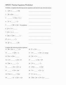 nuclear reactions worksheet answers lovely nuclear chemistry test review in 2020 nuclear