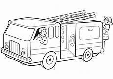 Gratis Malvorlagen Feuerwehrauto Free Printable Truck Coloring Pages For