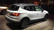 2017 seat arona official debut