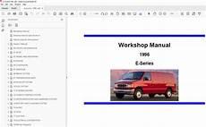 car owners manuals for sale 1996 ford econoline e350 regenerative braking ford econoline 1995 1997 factory repair manual
