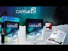 project cars 2 limited collector s und ultra edition