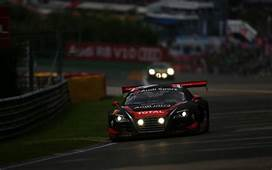 Audi Sport Night Race Wallpaper  HD Car Wallpapers ID 2923
