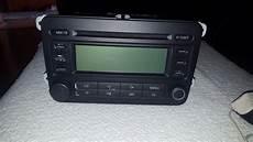 auto radio vw golf 5 original