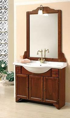 mobili bagno arte povera prezzi mobile da bagno in legno massello per arredo arte povera