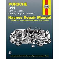 repair manual haynes 99043 ebay porsche 911 1965 1989 haynes usa workshop manual ebay