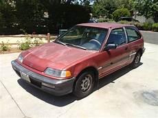 all car manuals free 1990 honda civic regenerative braking find used 1990 honda civic dx hatchback 3 door 1 5l in temecula california united states