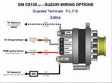gm alternator diagrams gm cs130 cs144 alternator wiring plfs 3 wire zuwharrie photo gallery