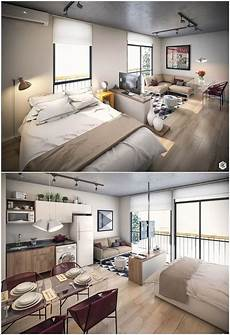 Living Rooms Bedrooms Dinettes clever ways to design a living room and bedroom combo
