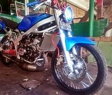 Modifikasi Motor R Tahun 2004 by Modifikasi R Tahun 2000 Oto Trendz