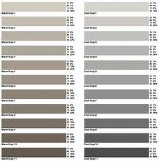 image result for warm grey rgb warm grey warm paint colors grey palette