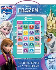 Frozen Malvorlagen X Reader Disney Frozen Electronic Reader And 8 Book Library Me