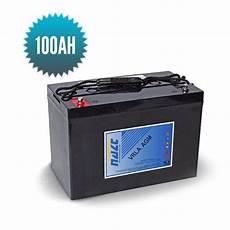 batterie marine agm 12 v 100 ah