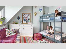 Interior Design ? How To Design A Shared Kids? Bedroom