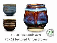 amaco pottery amaco potter s choice layered glazes pc 62 textured