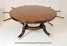 regency extending jupes dining table in walnut tables
