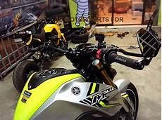Modifikasi Mt 15 by Sedikit Modifikasi Yamaha Mt 15 M Slaz Jadi Semakin